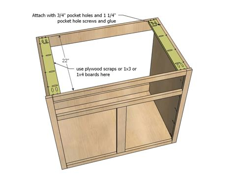 how to make cabinet faces kitchen cabinet sink base 36 full overlay face frame