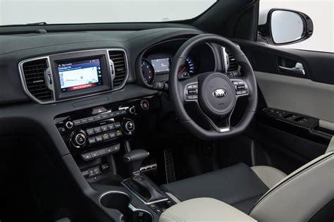 Kia sportage 2016 interior photos