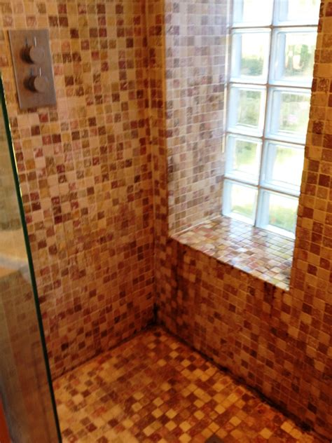 mosaic tile richmond va marble mosaic tiled shower cubicle refreshed in richmond