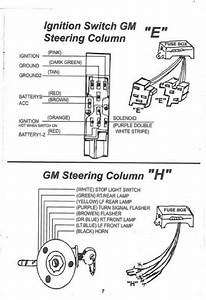 1980 Gm Steering Column Wiring Diagram