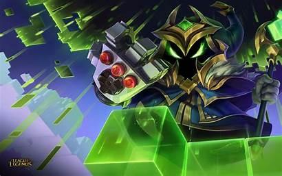 Veigar Arcade Boss Final Legends League Battle