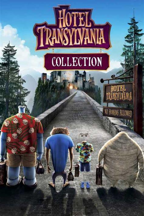 hotel transylvania collection nskillable  poster