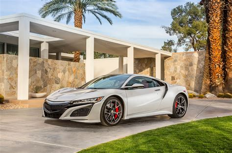 2018 Acura Nsx Reviews And Rating