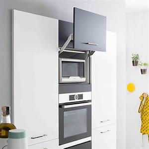 meubles cuisine optimiser l39espace avec les meubles With hauteur des meubles haut cuisine