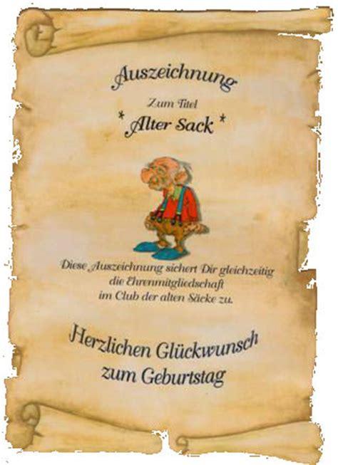 Urkunde Alter Sack Kostenlos Download Tramavbloglar