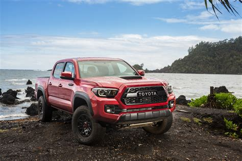 Review 2017 Toyota Tacoma Trd Pro