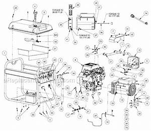 Powermate Pm0601250 Parts List And Diagram