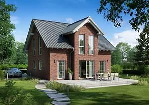 Kosten 4 Familienhaus : familienhaus esprit klinker von kern haus klinkerfassade ~ Lizthompson.info Haus und Dekorationen