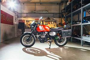 Racing Caf U00e8  Moto Guzzi V7 Ii  U0026quot Scrambler Kit U0026quot  2015