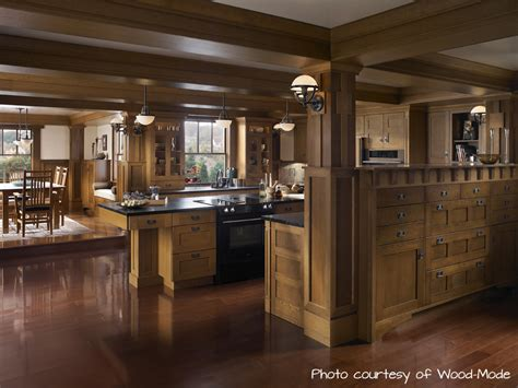 Dissecting The Design An Arts Crafts Kitchen The