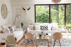 notre salon scandinave mona j cote maison deco With charming deco design jardin terrasse 15 photo decoration deco appartement a la montagne 9 jpg