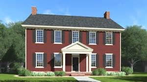 Smart Placement American Colonial House Ideas by How Style Time Period Of A Home Should Influence