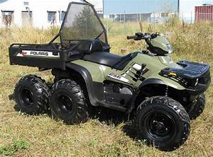 2003 Polaris Sportsman 6x6 Atv Service Repair Manual