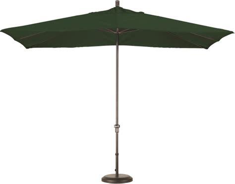 rectangular sunbrella patio umbrellas sunbrella patio