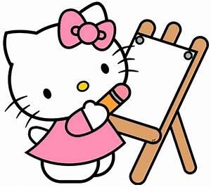 Hello Kitty Clip Art | Cartoon Clip Art