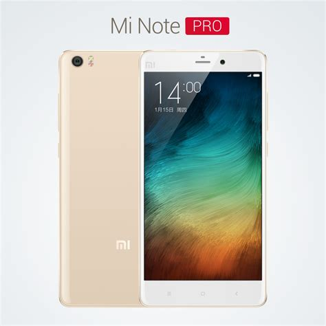 Xiaomi Mi Note Pro Phablet Announced With Snapdragon 810