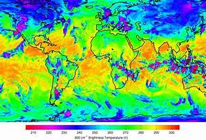 Infrared Eye Opens Climate Change Vital Signs Of The Planet