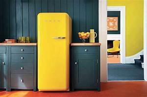 Réfrigérateur De Couleur : mettez de la couleur dans la cuisine darty vous ~ Premium-room.com Idées de Décoration