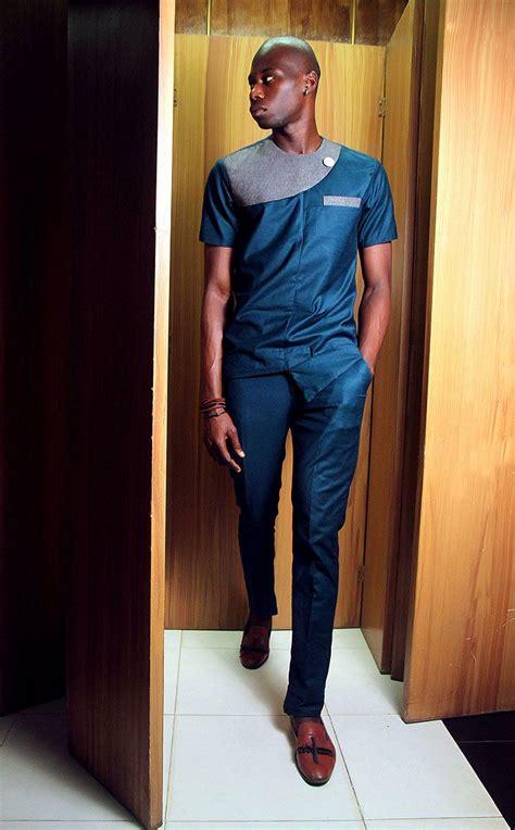 New Nigerian Label Kamsi Tcharles Presents The Okpara