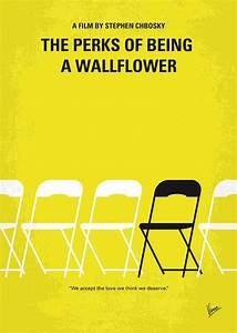 No575 My Perks Of Being A Wallflower Minimal Movie Poster ...