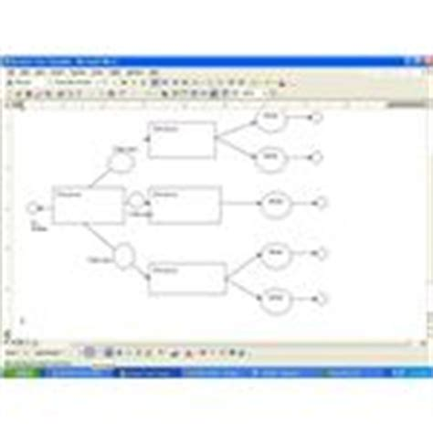decision tree template  ms word