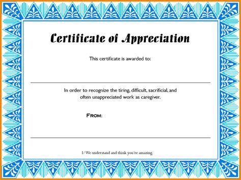 Blank Adoption Certificate Template by Blank Adoption Certificate Template 6 Professional