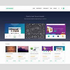 Appmarket  Wordpress Digital Content Marketplace Theme