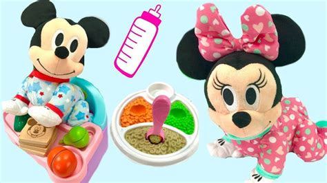 Disney Mickey Mouse Musical Set 11 with disney mickey and minnie mouse musical crawling