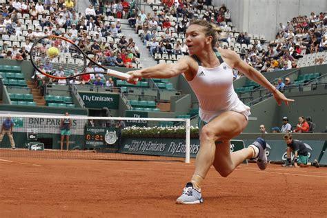Finale Dames : Jelena Ostapenko - Simona Halep - Roland Garros 2017 - 10/06/2017