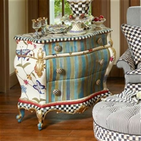 mackenzie childs home furnishings furniture collections
