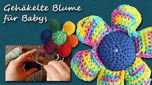 Spielzeug Für Babys : diy h keln geh kelte blume spielzeug f r babys ~ Watch28wear.com Haus und Dekorationen
