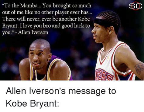 Allen Iverson Meme - i love you philadelphia i want to thank by allen iverson like success