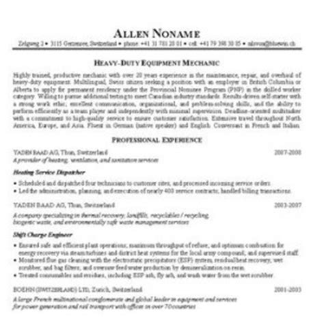 resume objective exles how to write a great resume