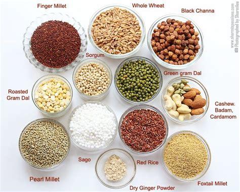 sathu maavu recipe homemade sprouted multigrain porridge