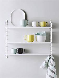 64 best shelves images on pinterest shelving shelves With kitchen colors with white cabinets with tom dixon etch candle holder