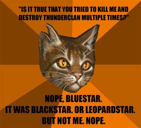 Funny Fucking Memes - fuck yeah warrior cats memes