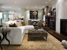 top 12 living rooms by candice living room and dining room decorating ideas and design