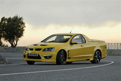 vauxhall vxr maloo want a provocative pickup here s why the hsv maloo is for
