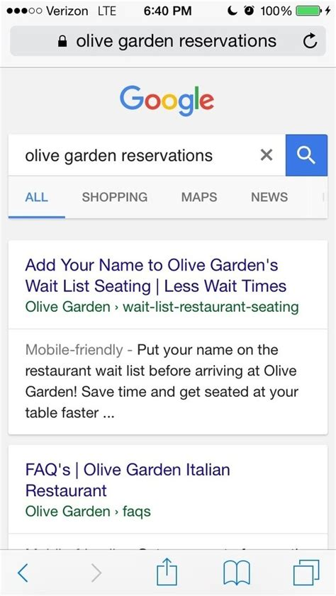 olive garden reservations can you make reservations for olive garden quora
