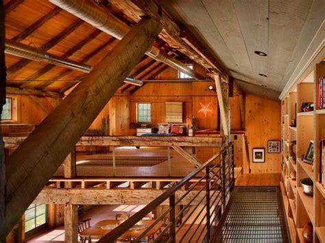 princeton barn conversion rustic bedroom
