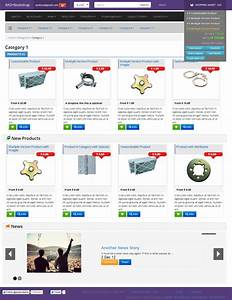 ecommerce radobootstrap front end for kartris on behance With yahoo ecommerce templates
