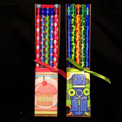 Pencil Party Favors Hybrid Supplies Sweetshoppedesigns