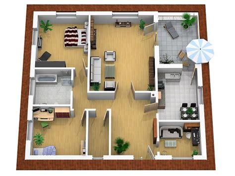 Haus 70 Qm by Bungalow Grundrisse Bungalow Bauen H 228 Userbauen Net