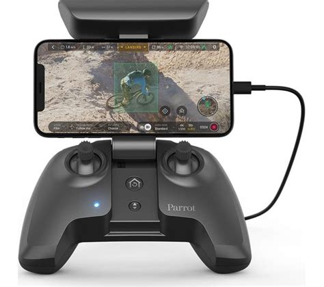 parrot anafi extended drone  controller grey fast delivery currysie