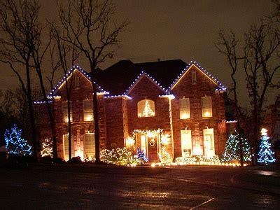 borchert landscaping christmas lights installation fort