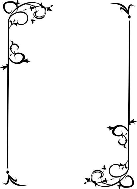 bordes para paginas en blanco y negro buscar con borde para pagina en blanco y negro
