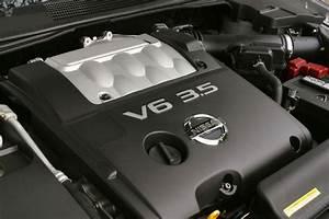 2006 Nissan Maxima 3 5l 6-cylinder Engine   Pic