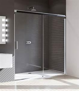 Paroi Salle De Bain : meuble salle de bain porte coulissante 4 paroi de ~ Premium-room.com Idées de Décoration