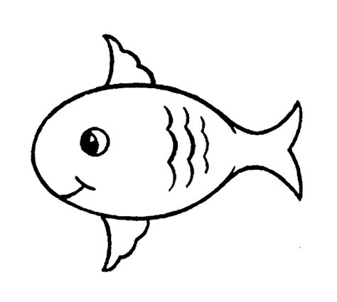 cara menggambar ikan mudah sederhana
