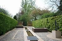 inspiring contemporary garden design Elegant European Hornbeam look Yorkshire And The Humber ...